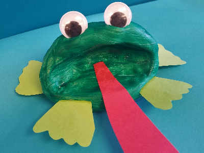 Kidcreate Studio - Ashburn. SwampFest Art Workshop @ Lost Rhino (4-12 yr) -- 12:15 PM CLASS
