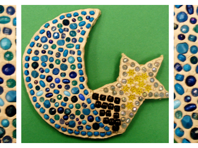 FREE TRIAL CLASS - Magical Mud Mosaics (4-9 Years)